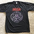 Deicide TS Blue Grape 1990 - Rare Backprint