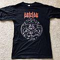 Deicide - TShirt or Longsleeve - Deicide Blue Grape Original t-shirt 1990