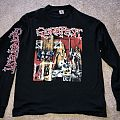 Gorefest - TShirt or Longsleeve - Gorefest North American Tour LS 1993