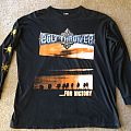Bolt Thrower - TShirt or Longsleeve - Bolt Thrower For Victory LS 1995  (sold)