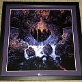 Entombed - Other Collectable - Dan Seagrave Clandestine Cover Art 1991