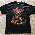 Sepultura - TShirt or Longsleeve - Sepultura - Arise Shirt Blue Grape 1991