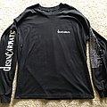 Disincarnate - TShirt or Longsleeve - Disincarnate - Dreams of the Carrion Kind Tour LS Blue Grape 1992