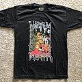 Napalm Death - Harmony Corruption Shirt Earache 1990
