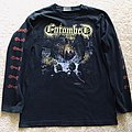 Entombed - TShirt or Longsleeve - Entombed Clandestine LS Earache 1991