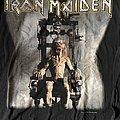 Iron Maiden - TShirt or Longsleeve - Iron Maiden - X-Factour 1995 Tour Shirt