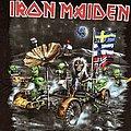 Iron Maiden- Final Frontier Scandinava Tourshirt