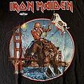 Iron Maiden - Maiden England California Shirt