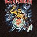 Iron Maiden - Eddie rips up Europe TShirt or Longsleeve