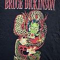 Bruce Dickinson - TShirt or Longsleeve - Bruce Dickinson - Tattooed Millionare 1990 Tour Shirt
