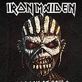 Iron Maiden - the Book of Souls Tourshirt 2016