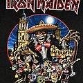 Iron Maiden - Legacy of the Beast Eventshirt México