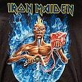 Iron Maiden - Maiden England 2013 Tourshirt
