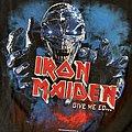Iron Maiden - Give me Ed til I'm Dead Tour Shirt