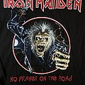 Iron Maiden - TShirt or Longsleeve - Iron Maiden - No Prayer On The Road Remastered Shirt