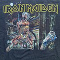 Iron Maiden - TShirt or Longsleeve - Iron Maiden - Somewhere Back In Time Tour Shirt 2008