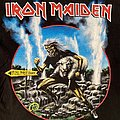 Iron Maiden - TShirt or Longsleeve - Somewhere back in time Tour New Zealand Event Shirt