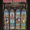 Iron Maiden - Legacy of the Beast 2018 Tourshirt