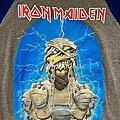 Iron Maiden - World Slavery Reprint TShirt or Longsleeve