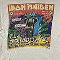 Iron Maiden- Final Frontier Tourshirt