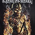 Iron Maiden - TShirt or Longsleeve - Iron Maiden - The Book of Souls Tour Shirt