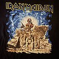 Iron Maiden - TShirt or Longsleeve - Iron Maiden - Somewhere Back In Time Tour Shirt