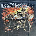 Iron Maiden - TShirt or Longsleeve - Iron Maiden - Death On The Road Shirt