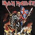Iron Maiden - Maiden England Tourshirt
