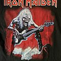 Iron Maiden - TShirt or Longsleeve - Iron Maiden - real live Tour Shirt