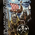 Iron Maiden- A Matter of Life and Death Nordic Event Shirt