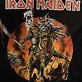 Iron Maiden - The Final Frontier Japan Event Shirt