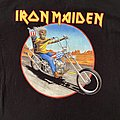 Iron Maiden - Somewhere Back In Time Tour Shirt USA