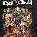 Iron Maiden The Book of Souls USA Tourshirt