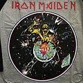 Iron Maiden - TShirt or Longsleeve - Iron Maiden - World Piece Tour 1983 Raglan Reprint