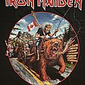 Iron Maiden - TShirt or Longsleeve - Iron Maiden - Legacy of the Beast Canada Event Shirt