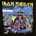 Iron Maiden - TShirt or Longsleeve - Iron Maiden - Somewhere back in time México Event Shirt
