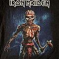 Iron Maiden - The Book of Souls Tour 2016 Shirt