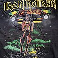 Iron Maiden - TShirt or Longsleeve - Iron Maiden - Somewhere On Tour Muscle Shirt