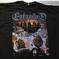 Entombed - TShirt or Longsleeve - Entombed Scandinavian 1991 Tourshirt