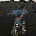 Anthrax - TShirt or Longsleeve - Anthrax Spreading the Disease 1986 Tourshirt