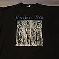Paradise Lost March of the Cross 1991 Tourshirt