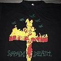 Napalm Death - TShirt or Longsleeve - Napalm Death Harmony Corruption 1990 shirt