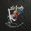 Sodom In the sign of Evil 1989 EMP shirt
