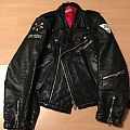 Leatherjacket 80s Large
