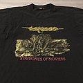 Carcass - TShirt or Longsleeve - Carcass Symphonies of Sickness 1990 shirt