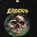 Exodus Fabolous Disaster 1989 shirt