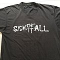 Sick Of It All - TShirt or Longsleeve - Sick of it all 1989 Tourshirt