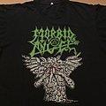 Morbid Angel - TShirt or Longsleeve - Morbid Angel European Sickness part 2 1991 Tourshirt