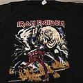 Iron Maiden - TShirt or Longsleeve - Iron Maiden NotB 1982 shirt