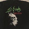 Sodom - TShirt or Longsleeve - Sodom/Sepultura 1989 Tourshirt